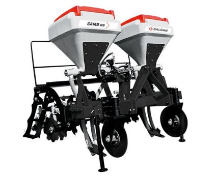 CAMB New Series - Cultivador Abonador Multiple Baldan