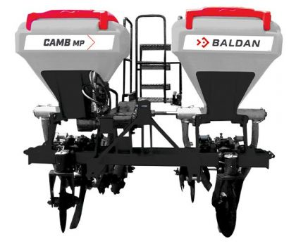 CAMB-MP - Cultivador Abonador Multiple Baldan
